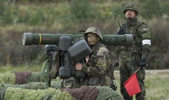 Obrana nakoupí protiletadlové střely za téměř 1,5 miliardy korun