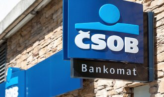 Aktiva ČSOB vzrostla na 210 miliard korun, zisk se však propadl o 15 procent