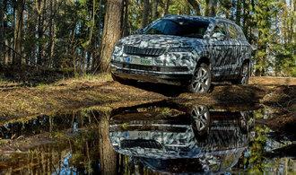 Karoq vystřídal Yetiho, Škoda zahájila sériovou výrobu novinky v Kvasinách