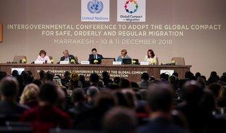 Země OSN v Maroku formálně přijaly globální pakt o migraci
