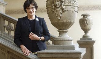 Naše výzkumná centra se o sebe postarají, říká šéfka Akademie věd Eva Zažímalová
