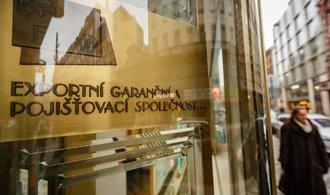 Loňská ztráta EGAP dosáhla 2,7 miliardy korun, také kvůli turecké elektrárně Yunus Emre