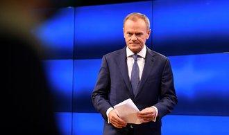Státy unie se shodly na prodloužení sankcí vůči Rusku, řekl Tusk