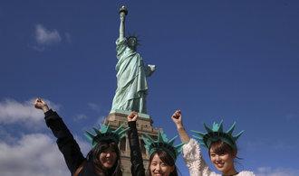 Do Spojených států se už turisté nehrnou. Změňte vízovou politiku, žádají Trumpa podnikatelé
