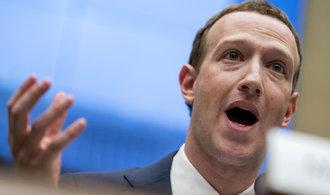 Facebook má jasné důkazy o ruském vměšování do voleb, tvrdí Zuckerberg