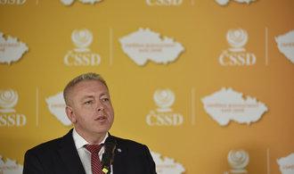 ČSSD nepodpoří žádného kandidáta na prezidenta. Stejně o podporu nestojí, říká Chovanec