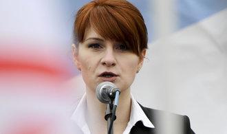 Ruská špionka Butinová přiznala, že chtěla získat informace o vlivných Američanech