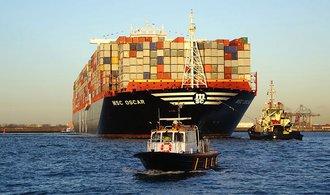 Devět gigantů, které brázdí moře: od obří jachty po největší nákladní loď světa