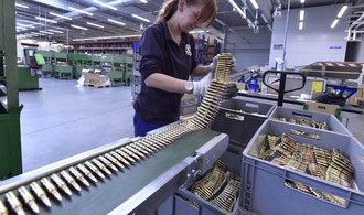 Burzy pohání zbrojařská horečka, akcie firem dodávajících armádě nebyly nikdy dražší