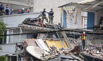 Mexikem otřáslo další zemětřesení, znát bylo až v samotné metropoli