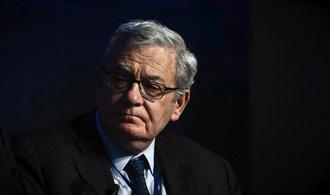 Kryptoměny neexistují, blockchain je budoucnost, říká předseda představenstva BNP Paribas Jean Lemierre