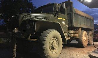 Motoristou na Ukrajině. Podívejte se na historii i modernu v reálném provozu