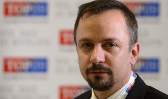 Ženíšek nebude obhajovat pozici prvního místopředsedy TOP 09, do čela si přeje Pospíšila