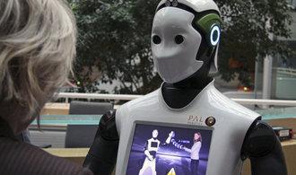 Za čtyřicet let ovládnou pracovní trh roboti. Člověka nahradí v polovině profesí