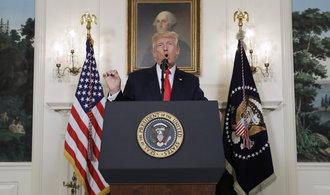 Trump: Důsledky stažení z Afghánistánu by byly nepřijatelné