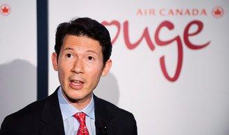 Do čela Air France nastupuje Kanaďan. Odbory zuří a posílají akcie firmy ke dnu