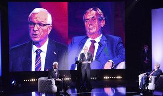 Komentář Martina Čabana: Dojemně pitomá show