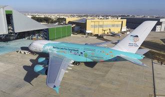 Airbus podpoří prodeje superjumba z druhé ruky
