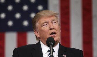 Dow Jones index po Trumpově projevu trhá nové rekordy