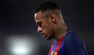 Nejcennější fotbalista Evropy je Neymar, má hodnotu 6,7 miliardy korun
