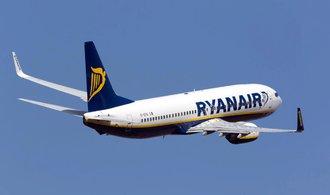 Ryanair vykázal rekordní roční zisk, loni přepravil 120 milionů lidí