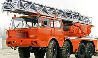 OBRAZEM: Slavná Tatra Drtikolka vyjela před 50 lety. Připomeňte si její začátky