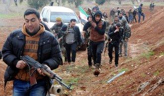Válka v Sýrii má novou frontu. Turecká armáda bombardovala cíle na severu země