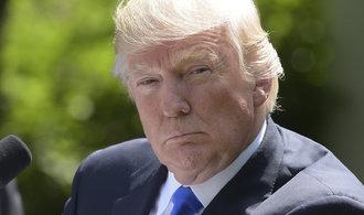 Trump zaútočil na vyšetřovatele zkoumajícího možné zapojení Ruska do prezidentských voleb