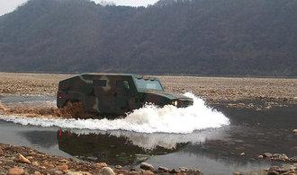 Kia jako Humvee. Podívejte se na armádní vozidlo od jihokorejské automobilky