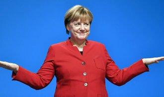 Merkelová přijede v pátek do Prahy, připomene sto let československé samostatnosti