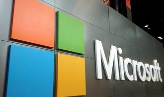 Zisk i tržby Microsoftu překonaly díky cloudu odhady