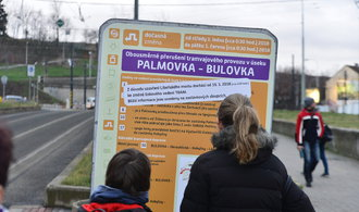 Uzavření Libeňského cestu vyvolalo paniku. Situaci má řešit náhradní cyklodoprava