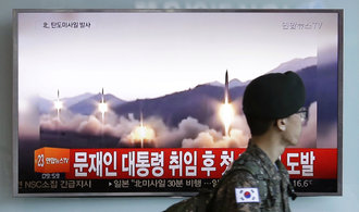 Obavy z KLDR. Experti netuší, kolik jaderných hlavic má země k dispozici