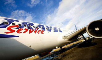Travel Service d�l roste. P�idal desetinu cestuj�c�ch