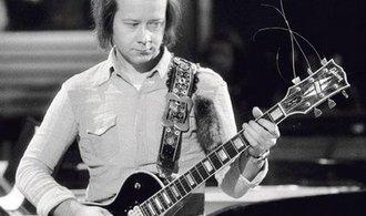 Radim Hladík byl jedním z mála českých výjimečných kytaristů