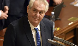 Zápisník Tomáše Stingla: Prezident avětšina