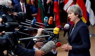 Mayová: Díky smlouvě o brexitu získáme zpět kontrolu nad svými zákony, penězi a migrací