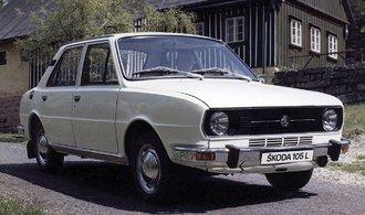 Připomeňte si nejlevnější auta roku 1977. Trabant stál 15 platů, dnes jich na Dacii padne šest