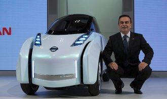 """Vzestup a pád """"zabijáka nákladů"""" Ghosna. Čtěte profil jedné z hlavních postav autoprůmyslu"""