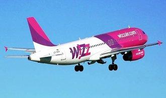 WizzAir končí s linkou z Brna do Eindhovenu. Letiště důvod nezná