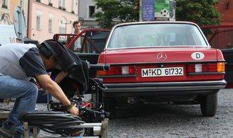 Zahraniční filmaři v Česku loni utratili miliardy