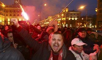 Lukašenkův dekret opět vyhnal Bělorusy do ulic