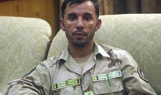 V Afghánistánu znovu útočili teroristé. Velitel spojeneckých sil vyvázl, afghánský generál zemřel