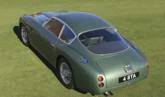 OBRAZEM: Aston Martin oživuje další legendární model