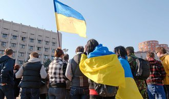 Kyjev chce omezit používání ruštiny v televizi, zavádí jazykové kvóty