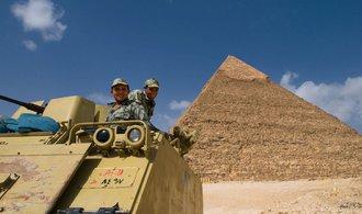Trest za nerespektování lidských práv? Spojené státy zamítly vojenskou pomoc Egyptu