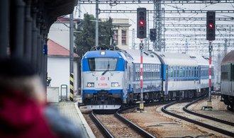 České dráhy v téměř miliardovém zisku, pomohla hlavně nákladní doprava