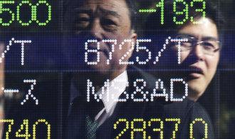 Čínské akcie zažily nejlepší den od loňského srpna