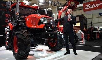 Chybí nám velký traktor, říká manažer Zetoru. Situace se má změnit, firma chce navázat na slavnou historii