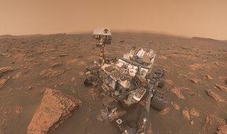 NASA varuje: Bouře na Marsu přerostla v celoplanetární problém